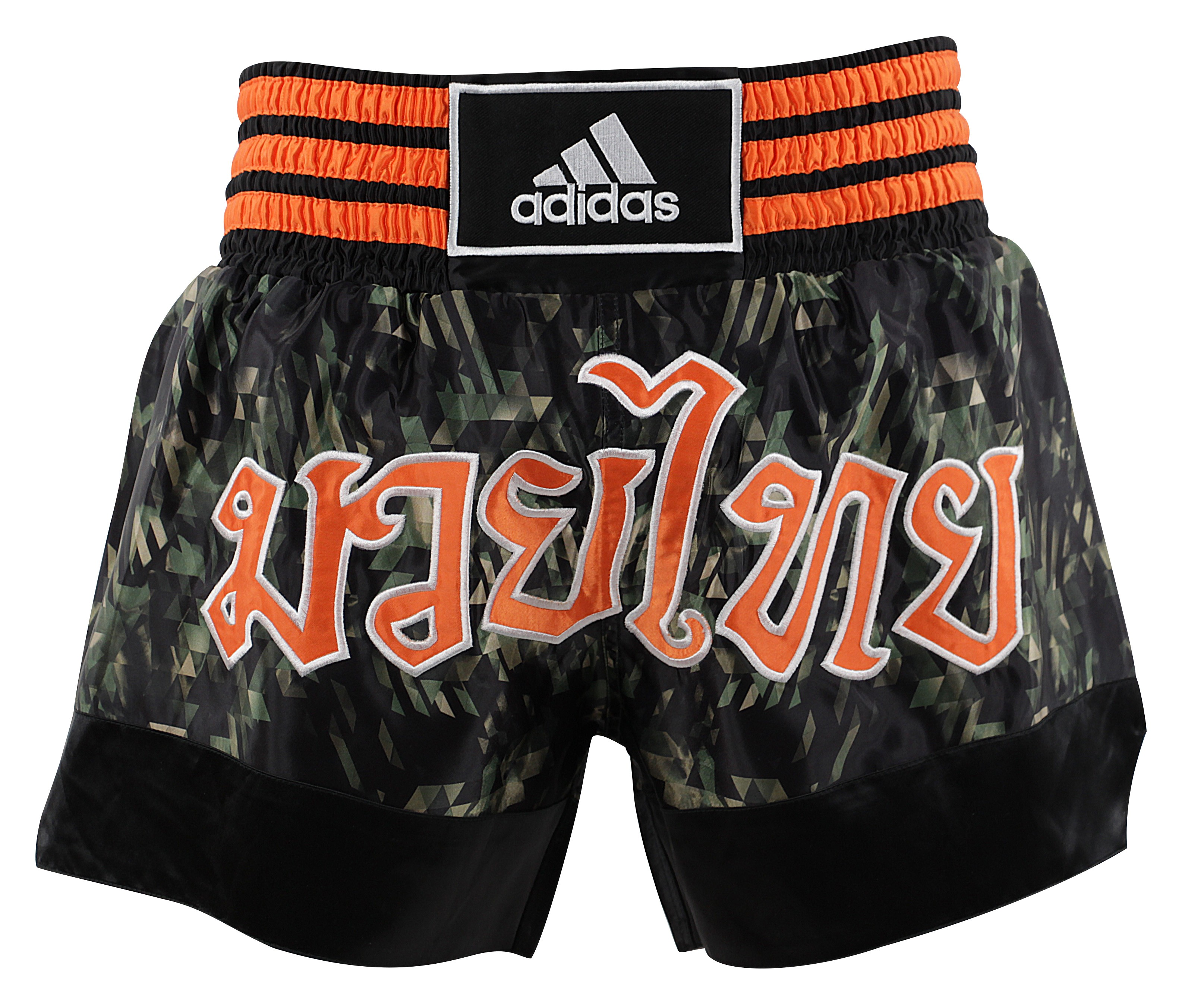 Short Muay Thai Camo