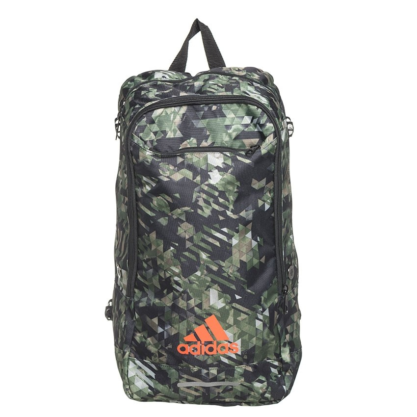 Back Pack Camo Naranja