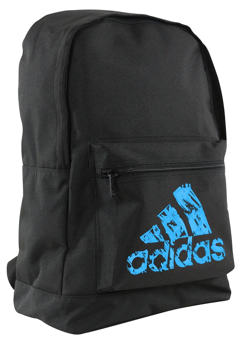 Backpack Basic Negro/Azul