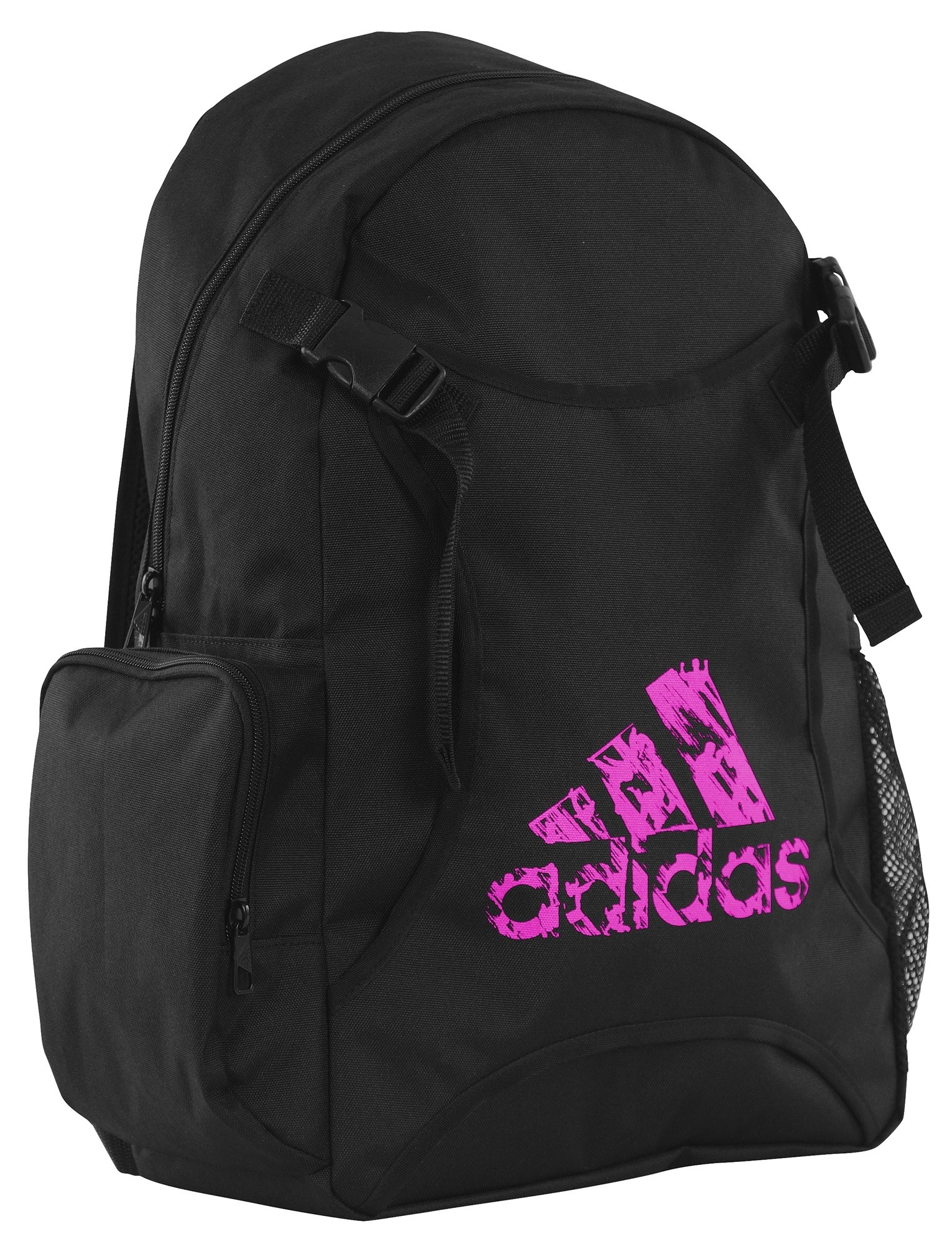 Back Pack Team TKD Negro / Rosa
