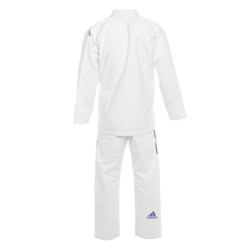 BJJ Gi Champion Blanco