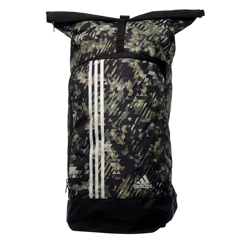 MALETA TRAINING MILITARY SACK  GRIS