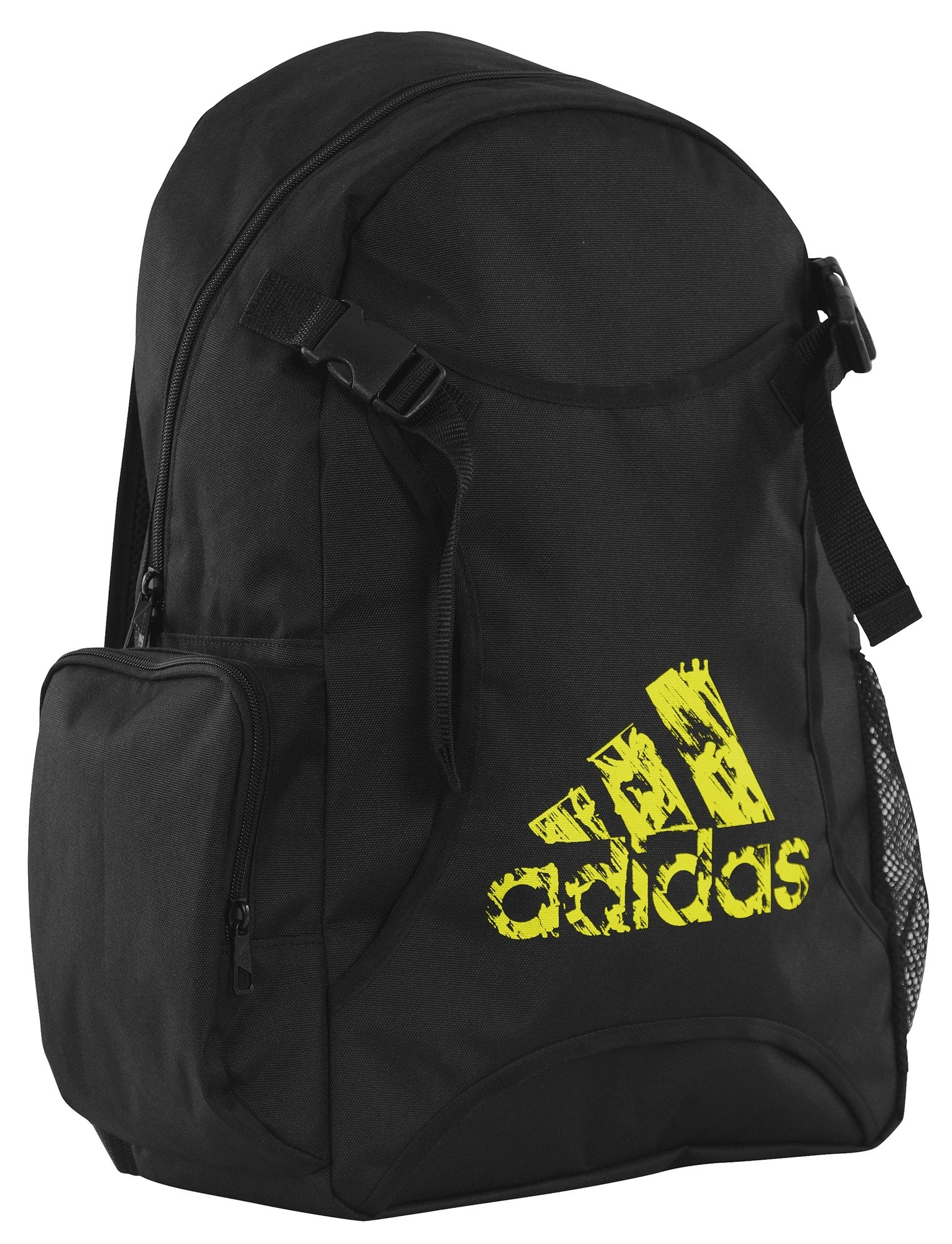 Back Pack TKD Team Negro / Amarillo